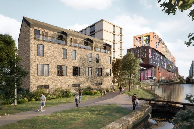 Thumbnail Property for sale in One Vesta Street, New Islington