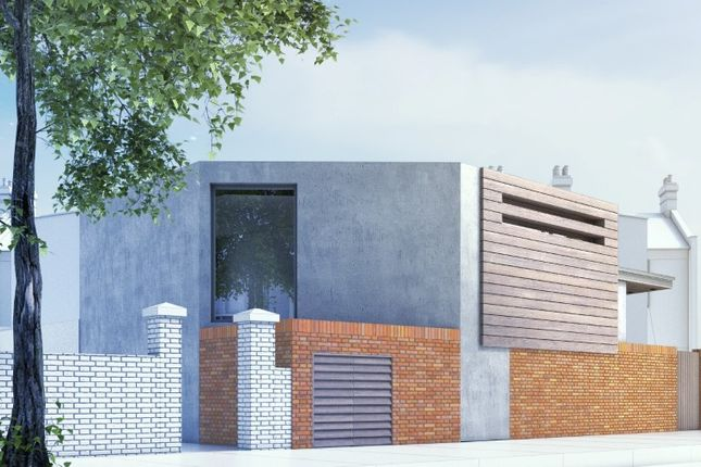 Thumbnail Land for sale in Farrer Road, Muswell Hill, London