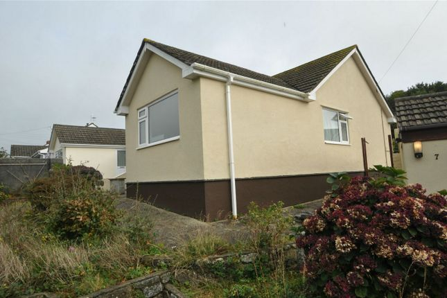 Thumbnail Semi-detached bungalow to rent in Trevance, Penryn
