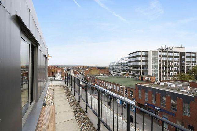 Terrace of Station Road, Harrow HA1