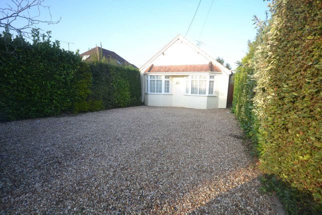Thumbnail Bungalow to rent in Reading Road, Winnersh, Wokingham