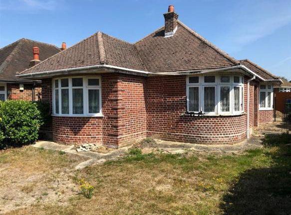 Thumbnail Bungalow to rent in Taunton Drive, Southampton