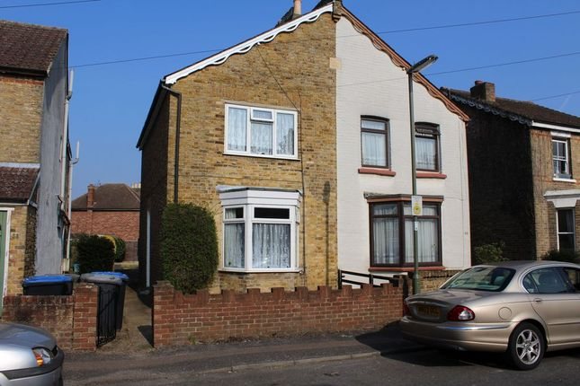 Thumbnail Semi-detached house to rent in Denham Road, Egham