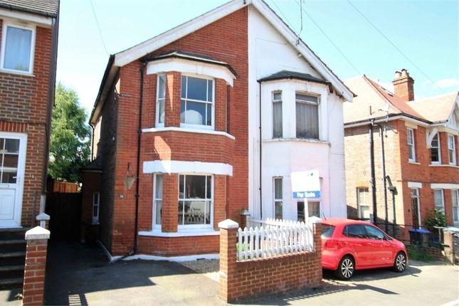 Thumbnail Semi-detached house for sale in De La Warr Road, East Grinstead, West Sussex