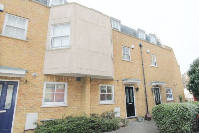 Thumbnail Property to rent in Berber Place, London