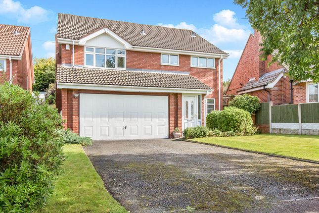 Thumbnail Detached house for sale in Howey Lane, Congleton, Cheshire