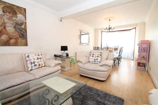 Thumbnail End terrace house for sale in Ashgrove, Palmers Green, London