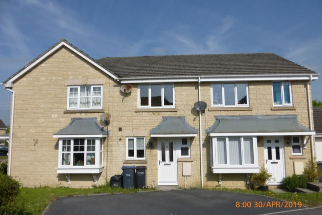 Thumbnail Terraced house to rent in Sutherland Crescent, Chippenham