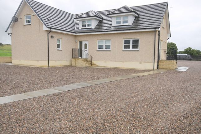 Thumbnail Detached house for sale in Mill Cottage Old Mill Road, Shotts