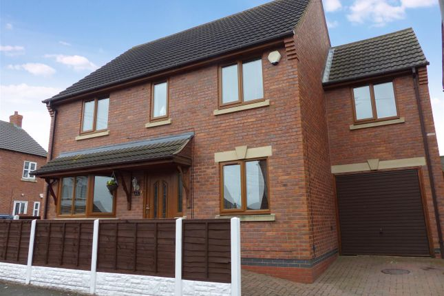 Thumbnail Property for sale in Windmill Street, Church Gresley, Swadlincote
