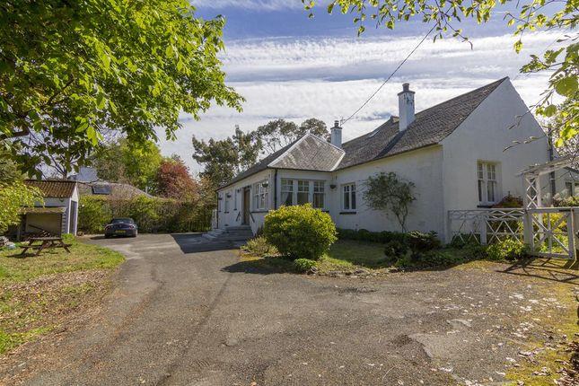 Thumbnail Detached house for sale in Rowanleys, Drumburn Road, Muckhart