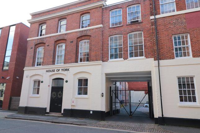 Thumbnail Flat to rent in House Of York, Charlotte Street, Birmingham