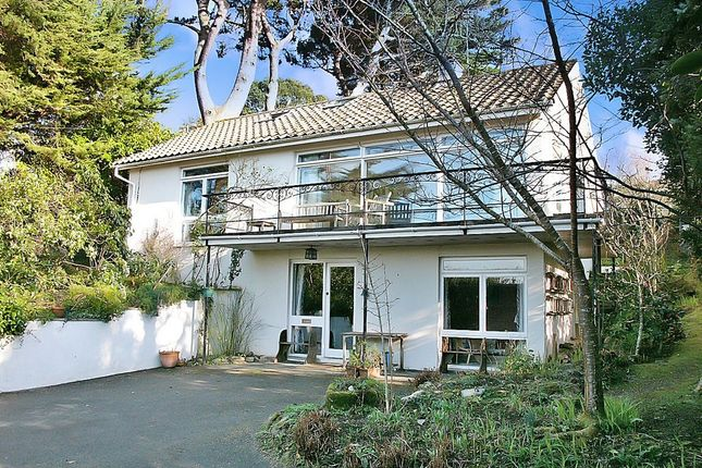 Thumbnail Detached house for sale in Tregew Road, Flushing, Falmouth