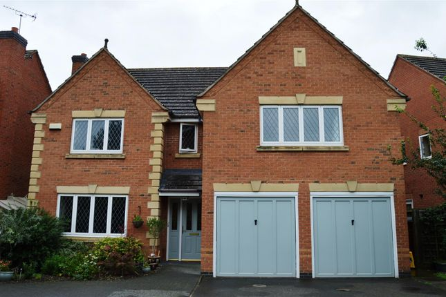 Thumbnail Detached house for sale in Brudenell Close, Cawston, Rugby