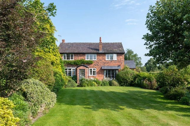 Thumbnail Detached house for sale in Lower Lane, Chirbury, Montgomery, Shropshire