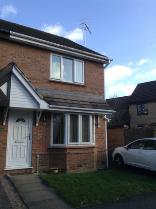 Thumbnail Semi-detached house to rent in St Margarets, Evesham