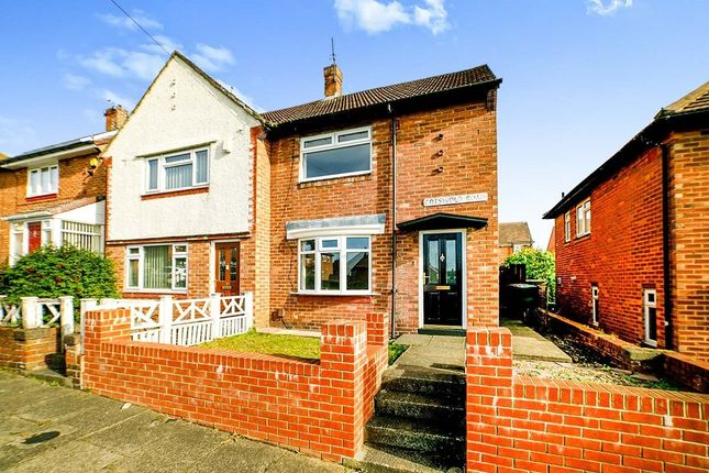2 bed semi-detached house to rent in Cotswold Road, Sunderland SR5