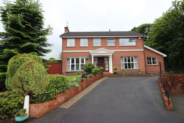 Thumbnail Detached house for sale in Richmond Court, Lisburn
