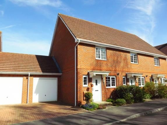 2 bed end terrace house for sale in Basingstoke, Hampshire