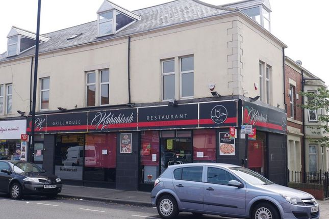 Thumbnail Restaurant/cafe for sale in Kebab-Bish Grill Restaurant, 35-39 West Road, Fenham