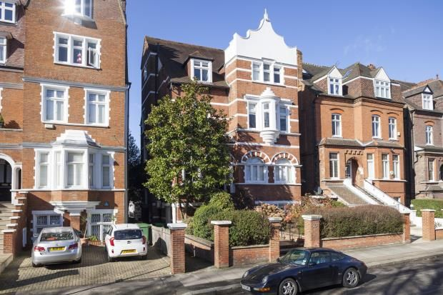 Thumbnail Property for sale in Maresfield Gardens, Hampstead, London