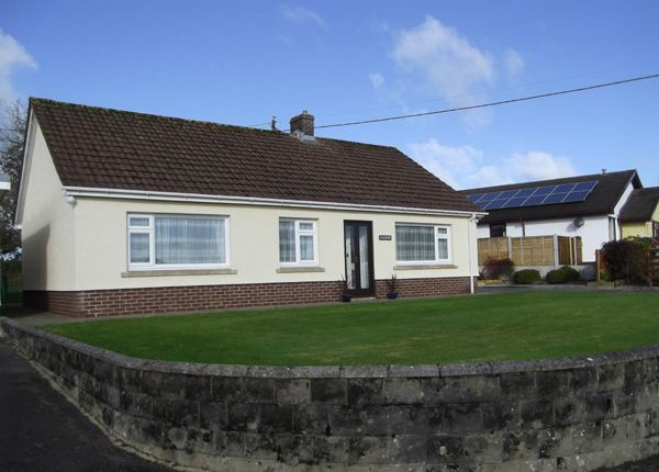 Thumbnail Bungalow to rent in Prengwyn, Llandysul, Ceredigion, West Wales