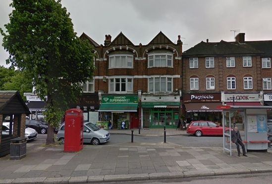 Thumbnail Flat to rent in Cannon Hill, London