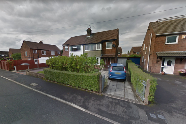 Thumbnail Semi-detached house to rent in Hurstway Close, Preston