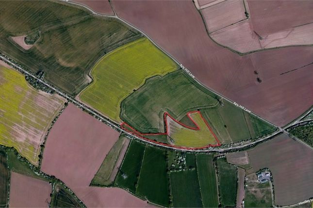 Thumbnail Land for sale in Apy Hil Lane, Tickhill, Doncaster