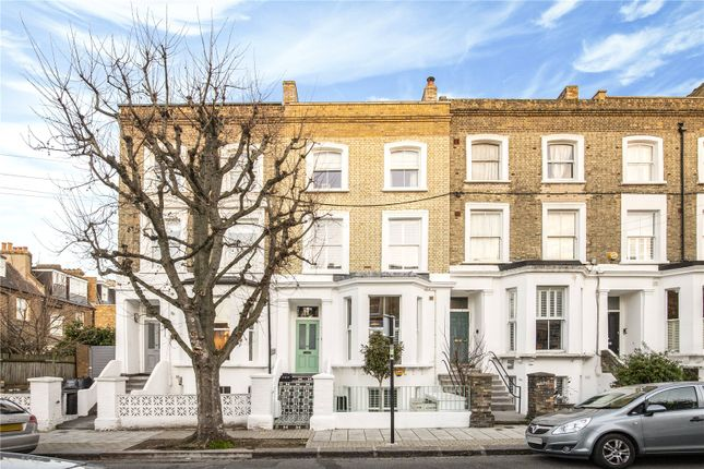 Thumbnail Terraced house for sale in Brussels Road, London
