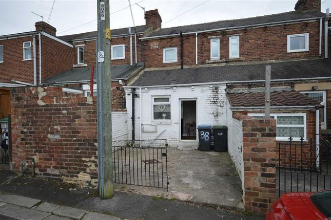 Externally of Rose Avenue, Stanley DH9