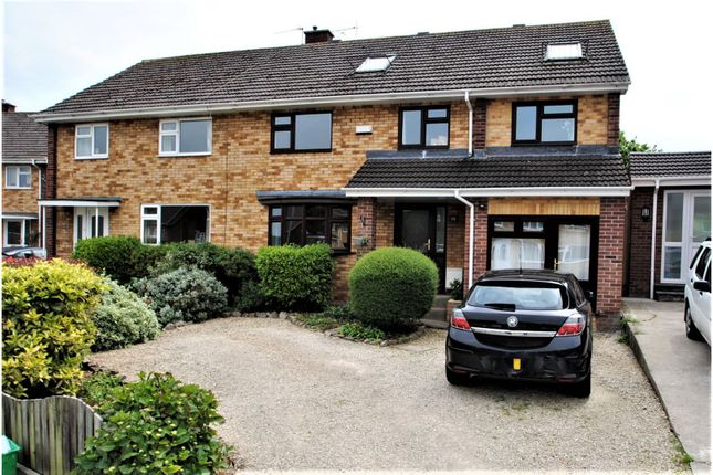Thumbnail Semi-detached house for sale in Alfoxton Road, Bridgwater