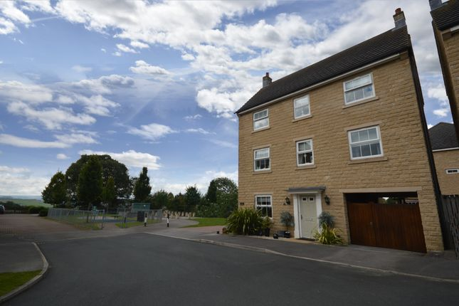 Thumbnail Detached house for sale in Springfield Court, Roberttown, Liversedge