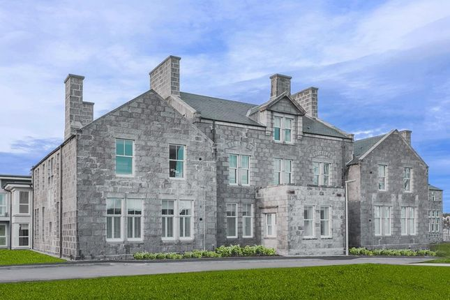 "3 bedroom duplex for sale in ""Westburn House"" at Berryden Road, Aberdeen"
