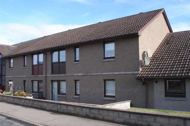 Thumbnail Flat for sale in Lesmurdie Court, Elgin