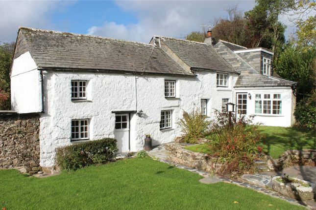 Thumbnail Detached house to rent in Lanhainsworth, St. Columb