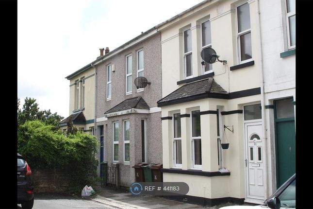 Thumbnail Terraced house to rent in Plymouth, Plymouth