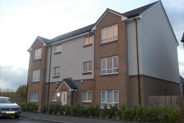 2 bed flat to rent in Northwood Close, Glasgow G43