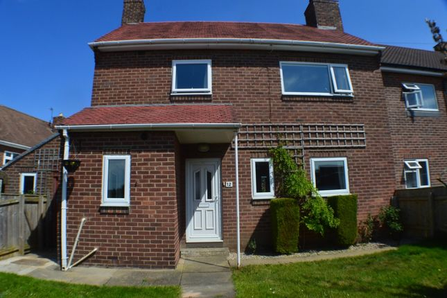 Thumbnail Semi-detached house to rent in Tarset Drive, Prudhoe