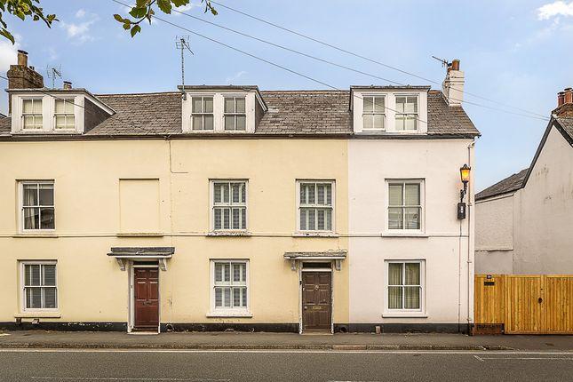Thumbnail Terraced house for sale in High Street, Topsham, Exeter
