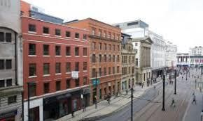 Office to let in Mosley Street, Manchester