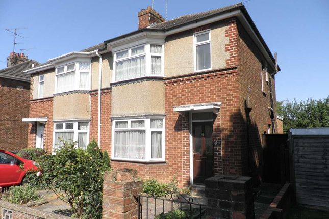 Thumbnail Semi-detached house to rent in Douglas Crescent, Houghton Regis, Dunstable