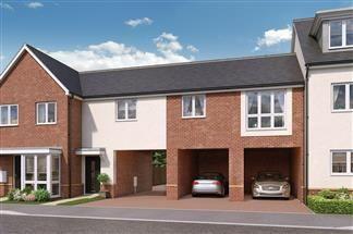 Thumbnail Flat for sale in Beggarwood Lane, Basingstoke