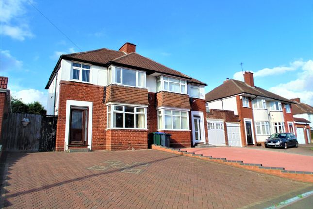 Thumbnail Semi-detached house to rent in Scott Road, Great Barr