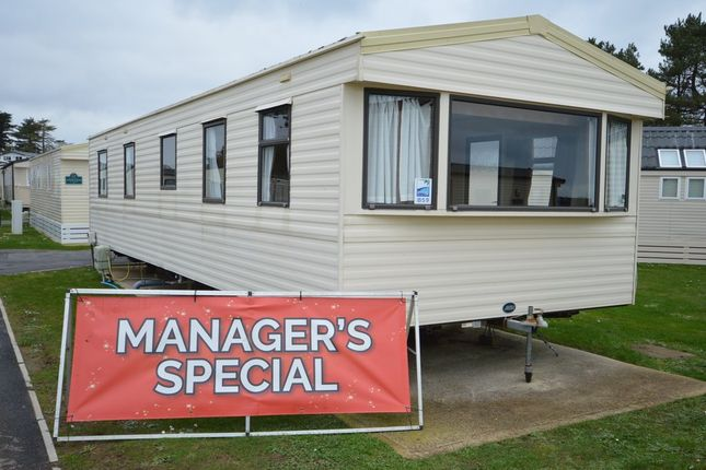 Grab A Bargain Here At Landscove Holiday Park In Torbay. We Have A 2007 Abi Sunrise 3 Bedroom Caravan