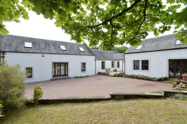 Thumbnail Detached house for sale in Pumpherston Road, Mid Calder, West Lothian