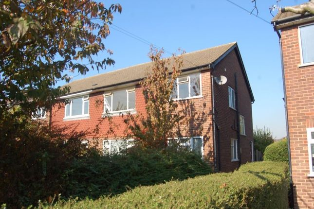 Thumbnail Maisonette for sale in Meadway Close, Staines Upon Thames, Surrey