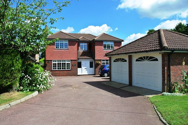 Thumbnail Detached house for sale in Kingsingfield Road, West Kingsdown