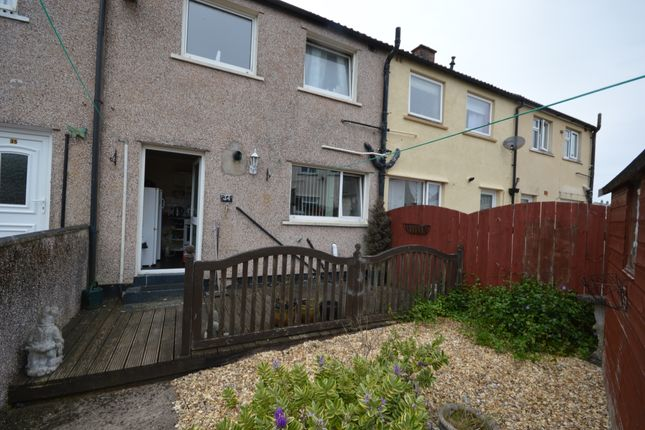 Outside of Priory Drive, Cleator Moor, Cumbria CA25