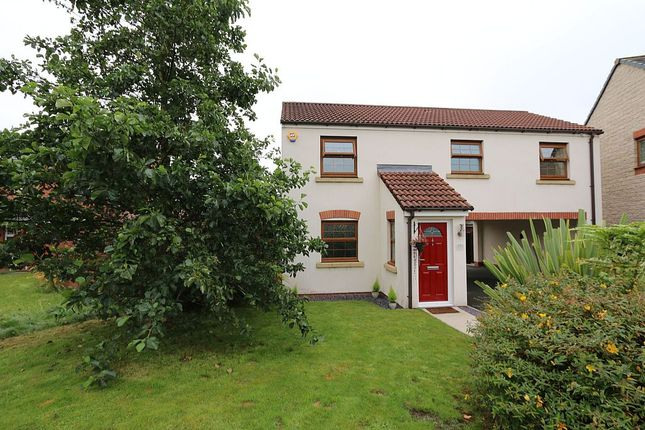 Thumbnail Detached House For Sale In Durham Drive Buckshaw Village Chorley Lancashire